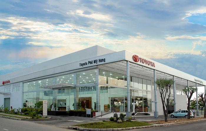 Toyota phu my hung - Tổng hợp những địa chỉ mua xe ô tô uy tín tại TP.HCM và khu vực lân cận
