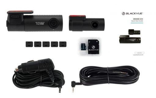 blackvue dr590w 2ch dash cam box content 1024x649 510x323 - Camera hành trình có wifi Blackvue DR590W-2CH