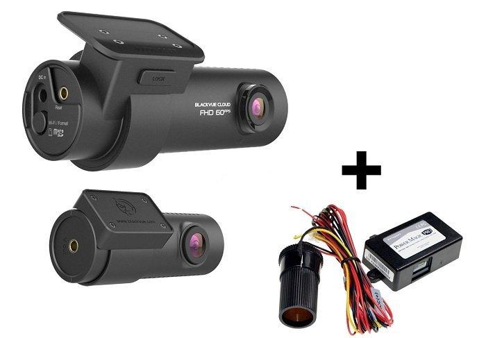 blackvue dr750s 2ch 1 - Sử dụng camera hành trình ô tô cần quan tâm điều gì?