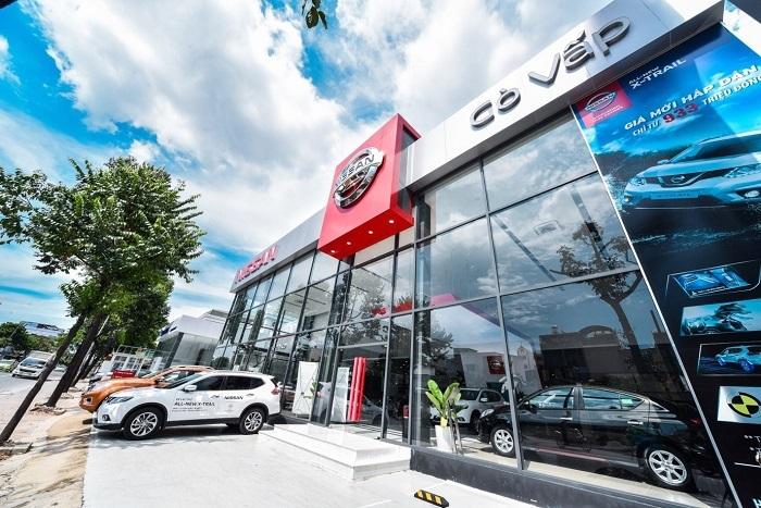 nissan go vap 3 - Tổng hợp những địa chỉ mua xe ô tô uy tín tại TP.HCM và khu vực lân cận