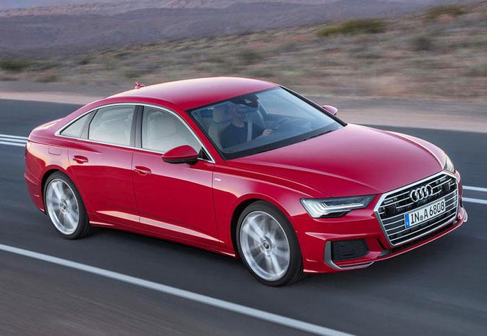 Audi A6 2018 1 - Gợi ý những dòng xe hơi mới, tốt nhất năm 2018 cho mọi gia đình