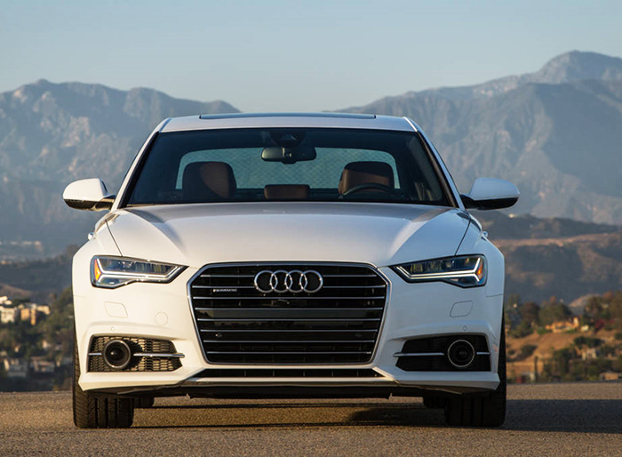 Audi A6 2018 - Gợi ý những dòng xe hơi mới, tốt nhất năm 2018 cho mọi gia đình