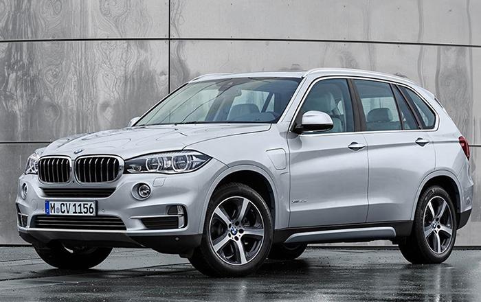 BMW X 5 2018 - Gợi ý những dòng xe hơi mới, tốt nhất năm 2018 cho mọi gia đình