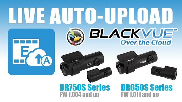 BlackVue Live Auto Upload - [BlackVue Cloud] Hướng dẫn tính năng sử dụng tự động tải video về máy trực tiếp