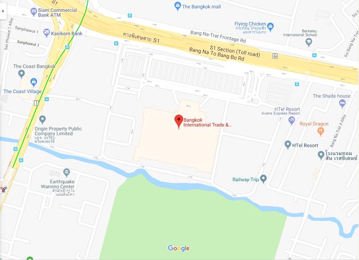 Screenshot 1 - BlackVue Vietnam sẽ tham dự Hội chợ Phụ tùng và Phụ kiện ô tô lần 28 tại Thái Lan
