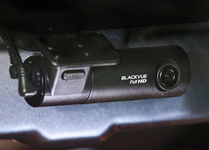 blackvue dash cam dr590 2ch - Blackvue giới thiệu siêu phẩm camera 4K mới tại thị trường Trung Quốc