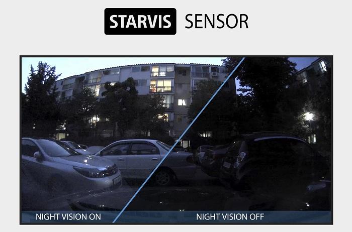 starvis 700px - Blackvue giới thiệu siêu phẩm camera 4K mới tại thị trường Trung Quốc