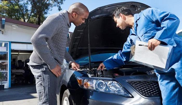 thay dau o to 2 - Khi thay dầu ô tô cần ghi nhớ 4 nguyên tắc cơ bản