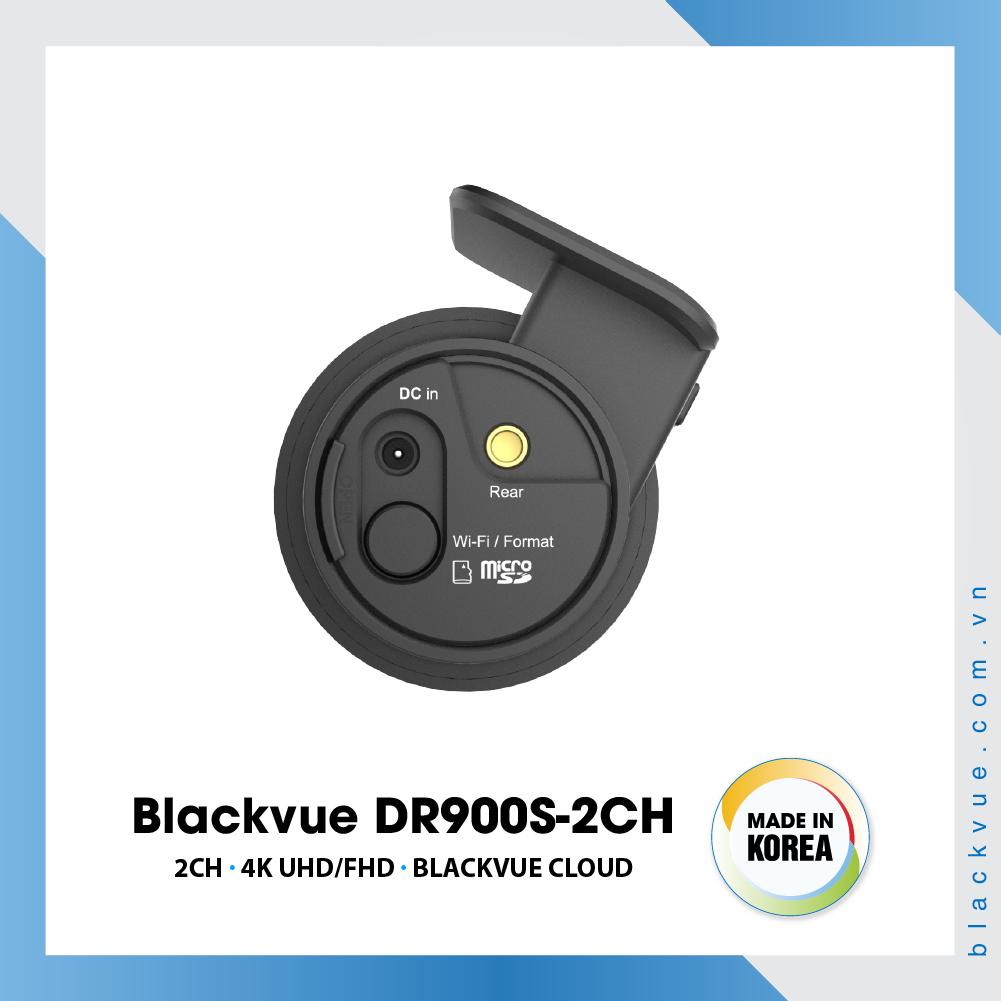 Blackvue DR900S 1000x1000 BlackVue DR900S 2CH 5 - Camera hành trình ô tô 4K DR900S-2CH