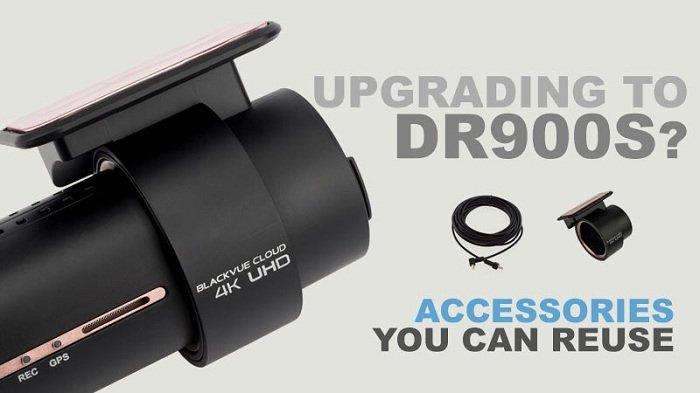 blackvue DR900S - Cách chọn cáp và phụ kiện để lắp đặt camera hành trình Blackvue DR900S