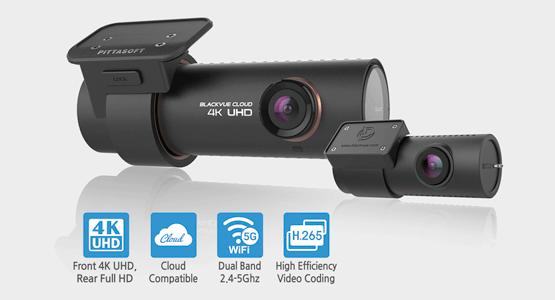 blackvue dr900s 2ch dash cam h.265 cloud 4k uhd dual band wi fi - Camera hành trình ô tô 4K DR900S-2CH