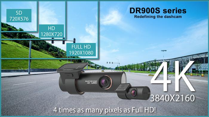dr900s 2ch 4k - Camera hành trình Blackvue 4K DR900S - những thông tin mới nhất