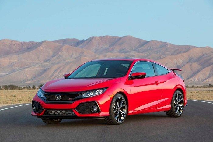 2.Honda Civic Si - Điểm danh những xế hộp tầm giá 30.000 USD mê hoặc người dùng