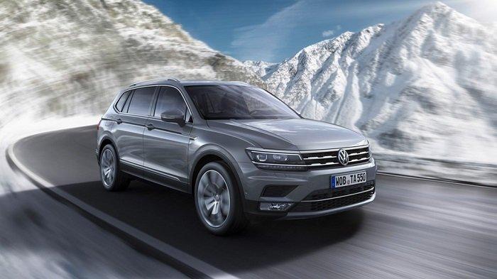 8.Volkswagen Tiguan - Điểm danh những xế hộp tầm giá 30.000 USD mê hoặc người dùng
