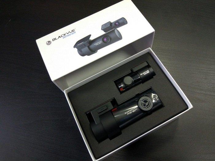 Blackvue DR750S 2CH 1 - 10 cải tiến đáng chú ý của dòng camera hành trình Blackvue DR750S