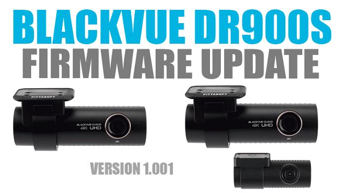 firmware update dr900s - Cập nhật phần mềm cho dòng camera hành trình 4K DR900S phiên bản 1.001