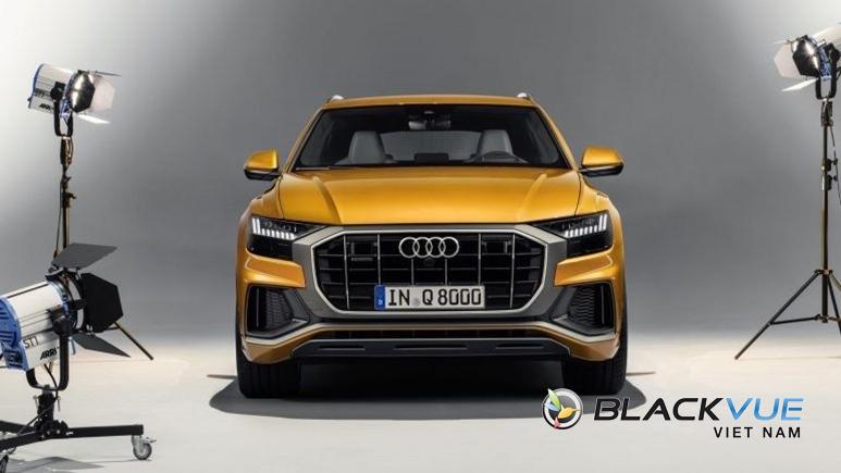 1031 Audi Q8 1 - SUV hạng AUDI Q8 lộ ảnh tuyệt đẹp trước ngày ra mắt