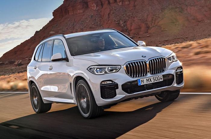 BMW X5 2019 - Điểm danh những mẫu xe hạng sang sẽ góp mặt trong Paris Motor Show 2018