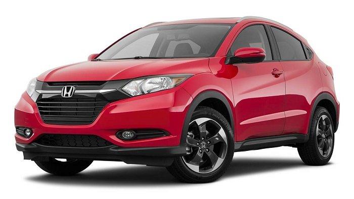 Honda HR V 2018 - Điểm danh những mẫu ô tô nhập khẩu giá hợp lý sắp bán tại Việt Nam