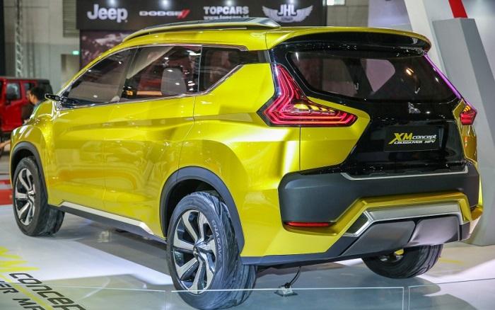 Mitsubishi Expander 2018 8 - Điểm danh những mẫu ô tô nhập khẩu giá hợp lý sắp bán tại Việt Nam