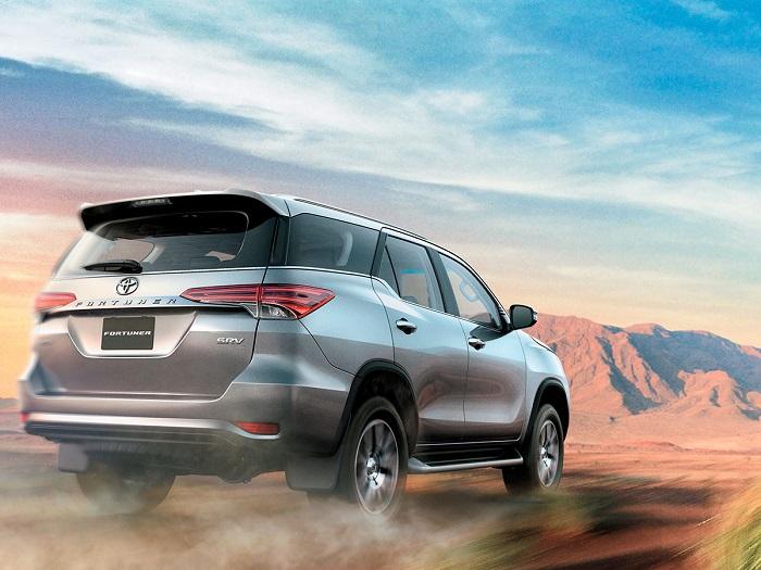 Toyota Fortuner 2018 1 - Điểm danh những mẫu ô tô nhập khẩu giá hợp lý sắp bán tại Việt Nam
