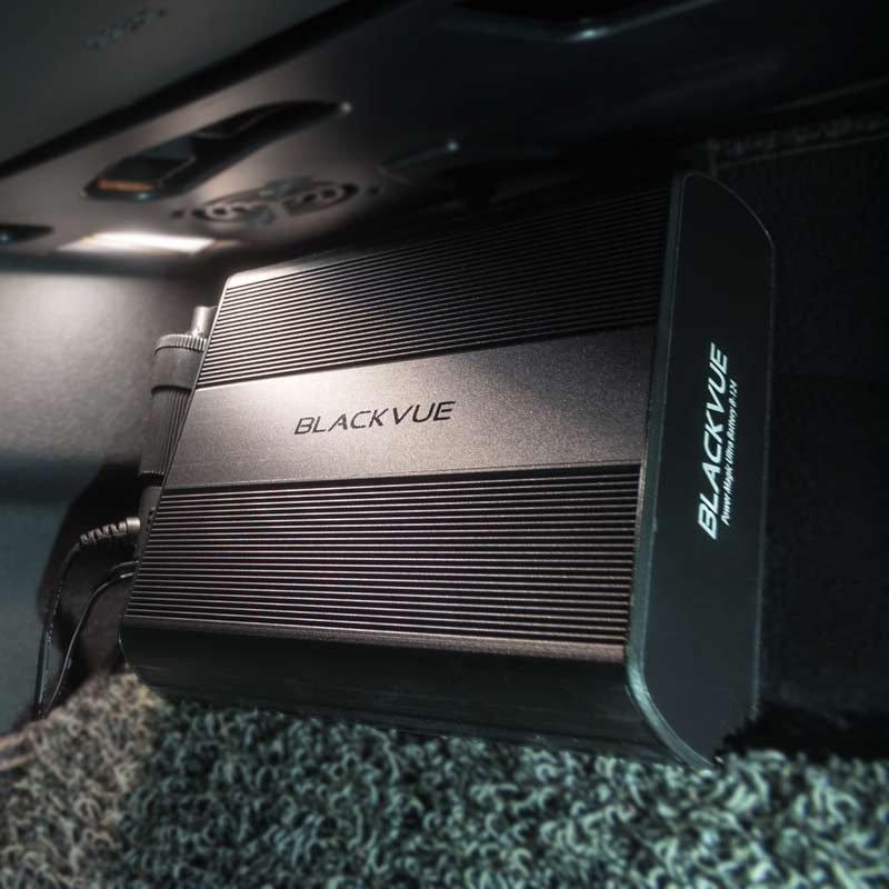 blackvue power magic ultra battery installed 800x800 - Blackvue ra mắt pin dự phòng Blackvue B-124 tại thị trường Việt Nam