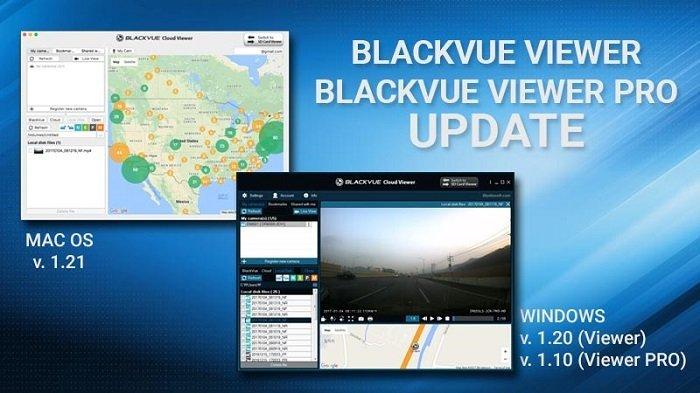 cap nhat trinh xem blackvue va trinh xem pro - Cập nhật Trình xem BlackVue và Trình xem Pro
