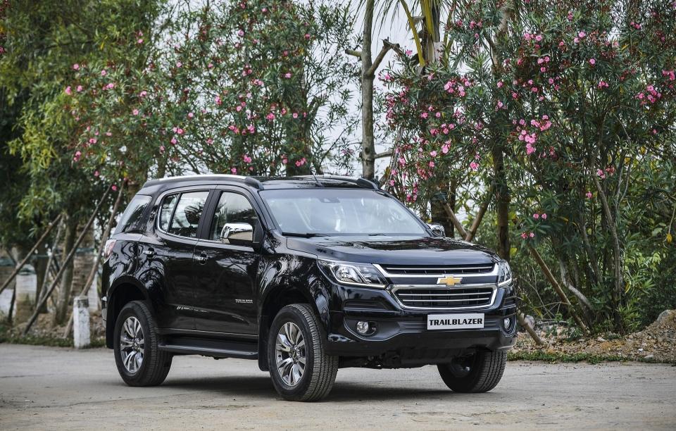 chevrolet3 - Chevrolet Colorado & Trailblazer thống trị phân khúc Pickup và SUV 7 chỗ tại Việt Nam