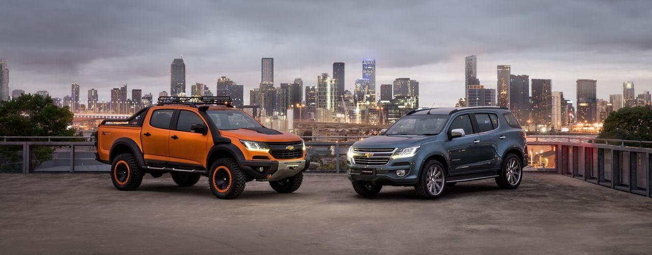 xehay Chevrolet Trailblazer Premiere 270316 1 result - Chevrolet Colorado & Trailblazer thống trị phân khúc Pickup và SUV 7 chỗ tại Việt Nam