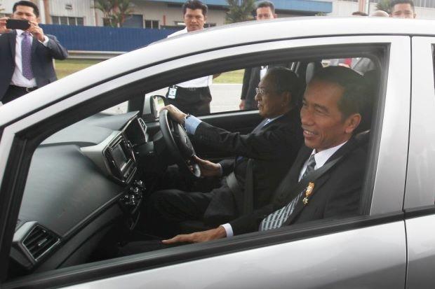 5143 Mahathir Widodo - Malaysia và Indonesia bắt tay dự án ô tô dành riêng cho Đông Nam Á