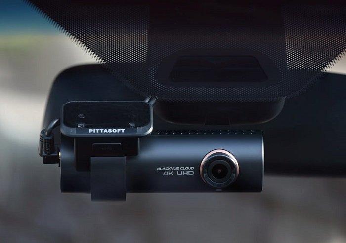 blackvue dr900s 2ch 4k uhd - Xu hướng camera hành trình ô tô năm 2018