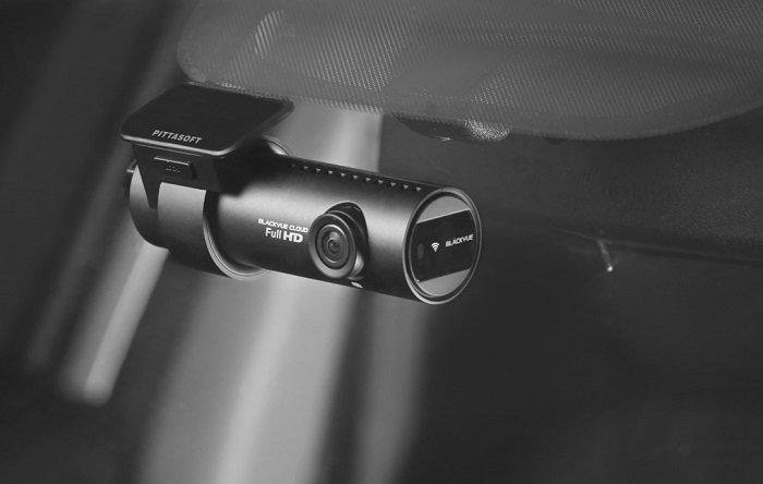 blackvue dr650s 1ch top - Những lưu ý khi trang bị camera hành trình cho ô tô