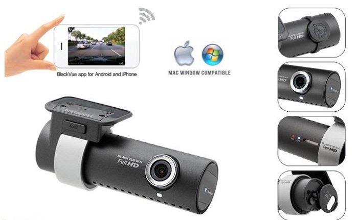 wifi cho camera hanh trinh o to 1 - Tích hợp wifi cho camera hành trình ô tô có cần thiết không ?