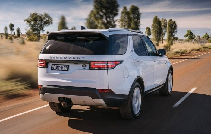 2018 Land Rover Discovery 1 - Land Rover Discovery 2018 có gì mới ?