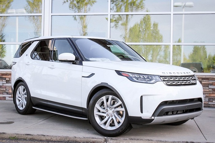 2018 Land Rover Discovery 3 - Land Rover Discovery 2018 có gì mới ?