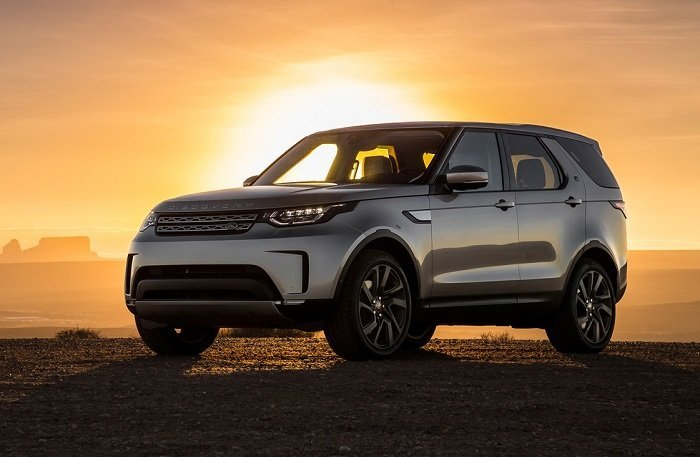 2018 land rover discovery 2 - Land Rover Discovery 2018 có gì mới ?