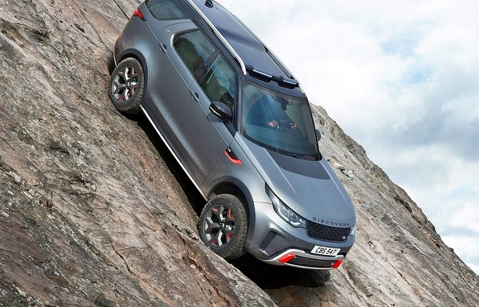 Land Rover Discovery 2018 3 - Land Rover Discovery 2018 có gì mới ?