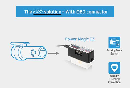 blackvue power magic ez parking mode easy solution obd - Ơn giời! Power Magic EZ đã về Việt Nam