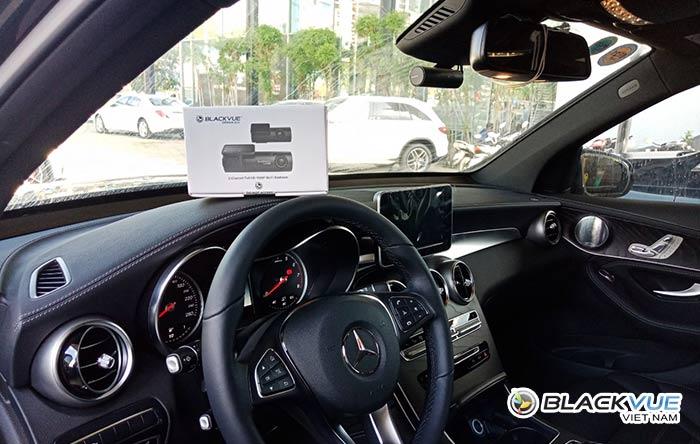 """camera hanh trinh blackvue dr590w 2ch 2 - Blackvue DR590W chinh phục mọi thế hệ Mercedes trong """"1 nốt nhạc"""""""