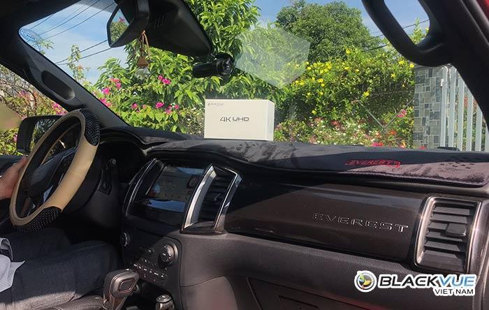 """camera hanh trinh blackvue dr900s series 2 - Blackvue DSR900S tự tin """"dẫn lối"""" thành công cùng Ford"""