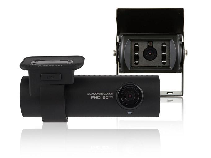 blackvue dr750s 2ch truck dash cam waterproof ir - Camera hành trình Xe Tải cao cấp Blackvue DR750S-2CH TRUCK