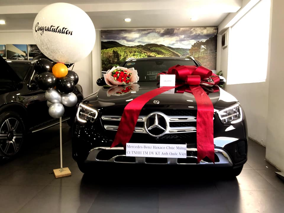 Xe mới Mercedes