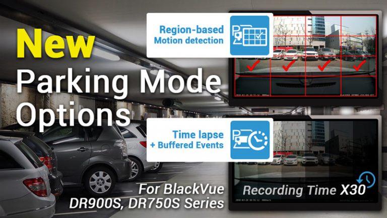 time lapse region based motion detection 768x432 1 - Chế độ Parking Mode phát hiện va chạm & thông báo trực tiếp tên