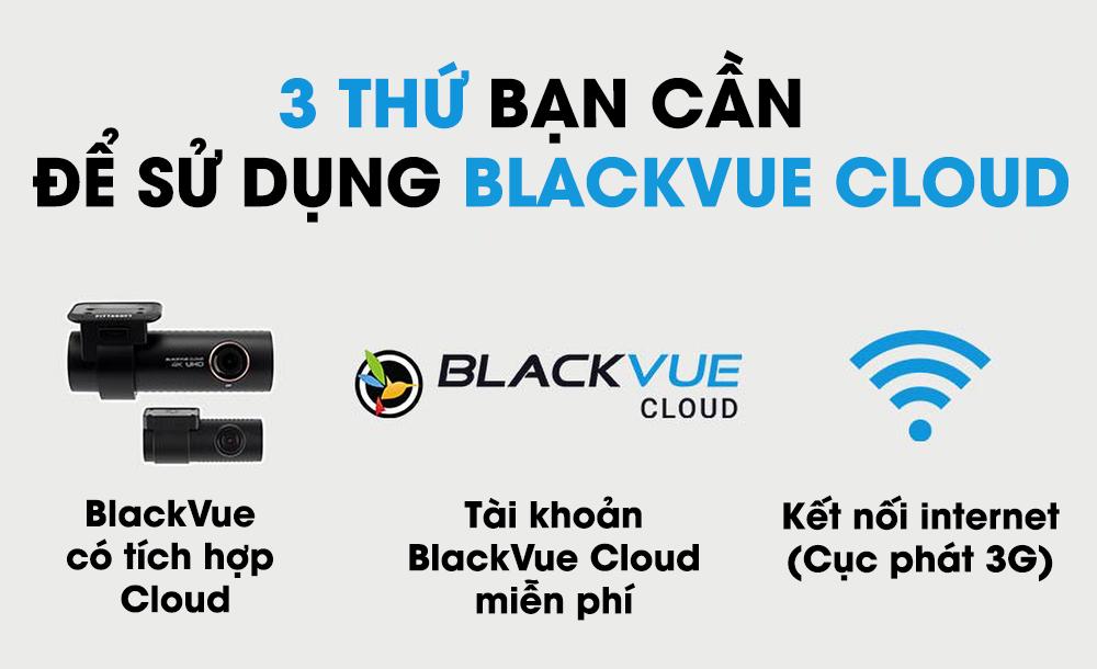 Blackvue Cloud 1 - Bạn đã biết sử dụng Blackvue Cloud chưa?