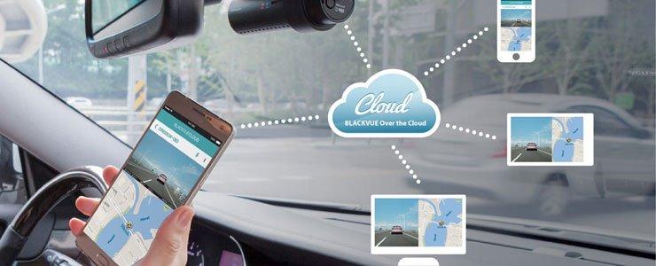 blackvue over the cloud 1 - Over The Cloud công nghệ đột phá mở ra kỷ nguyên mới cho camera hành trình