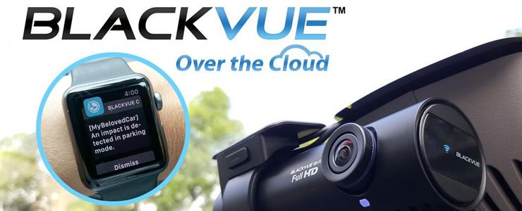 blackvue over the cloud - Ông Hoàng Camera Hành Trình Trong Làng Xe Sang