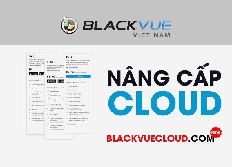 Blackvue Cloud