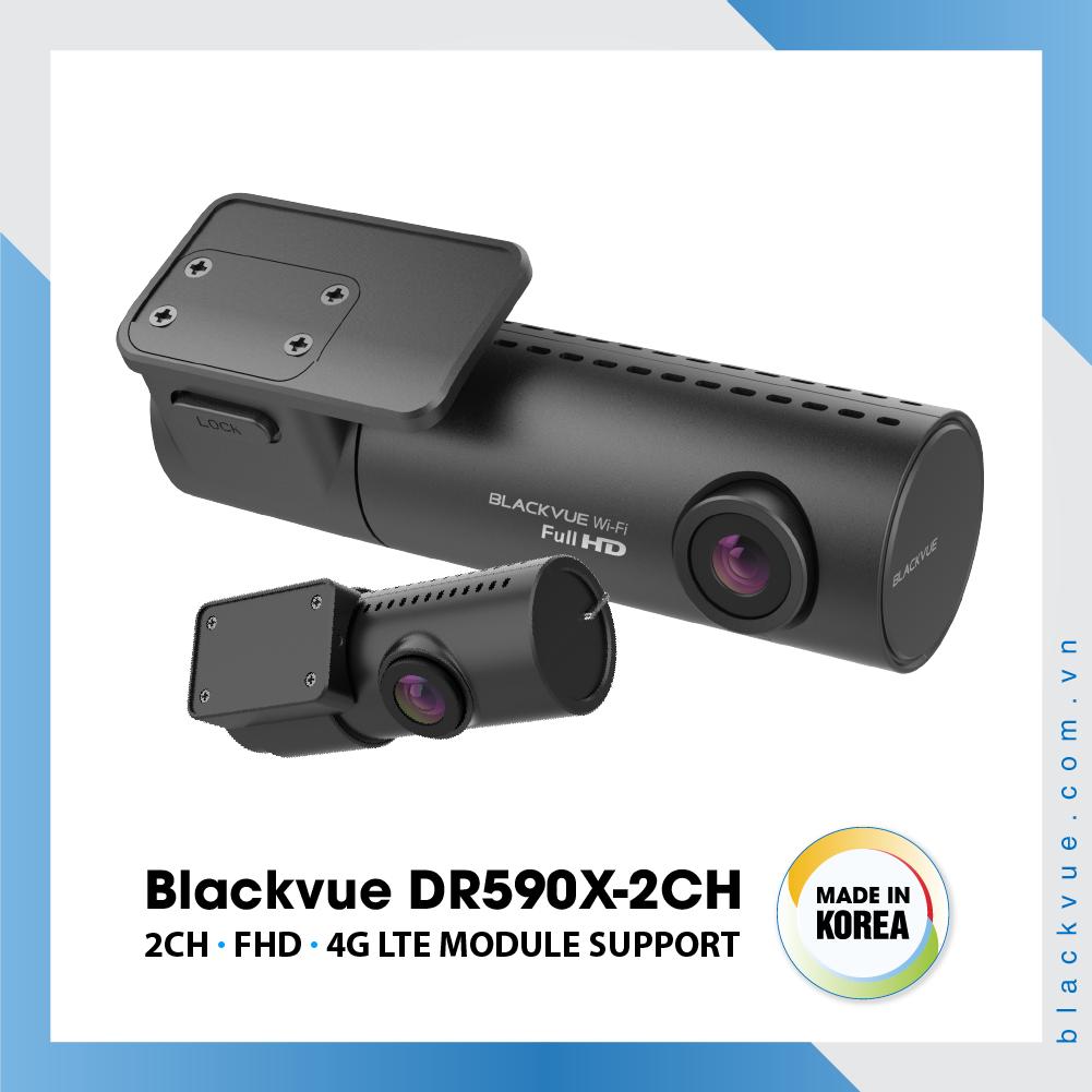 Blackvue DR590X 1000x1000 BlackVue DR590X 2CH 4 - Camera Hành Trình Hàn Quốc Blackvue DR590X-2CH