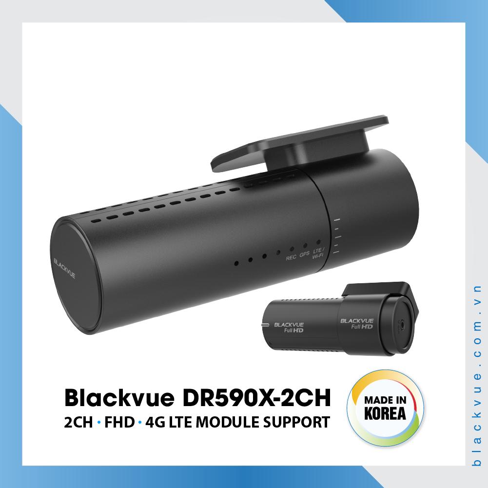 Blackvue DR590X 1000x1000 BlackVue DR590X 2CH 5 - Camera Hành Trình Hàn Quốc Blackvue DR590X-2CH