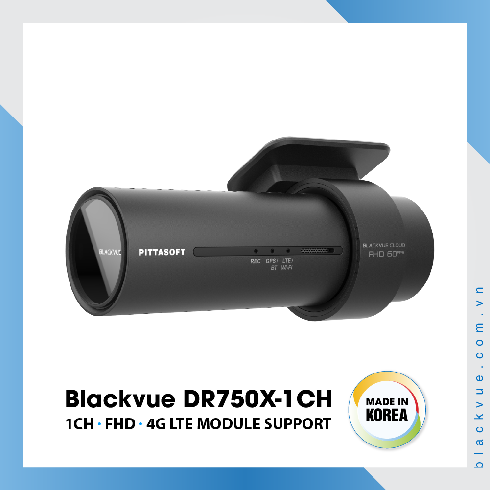 Blackvue DR750X 1000x1000 BlackVue DR750X 1CH 3 - Camera hành trình ô tô Blackvue DR750X-1CH